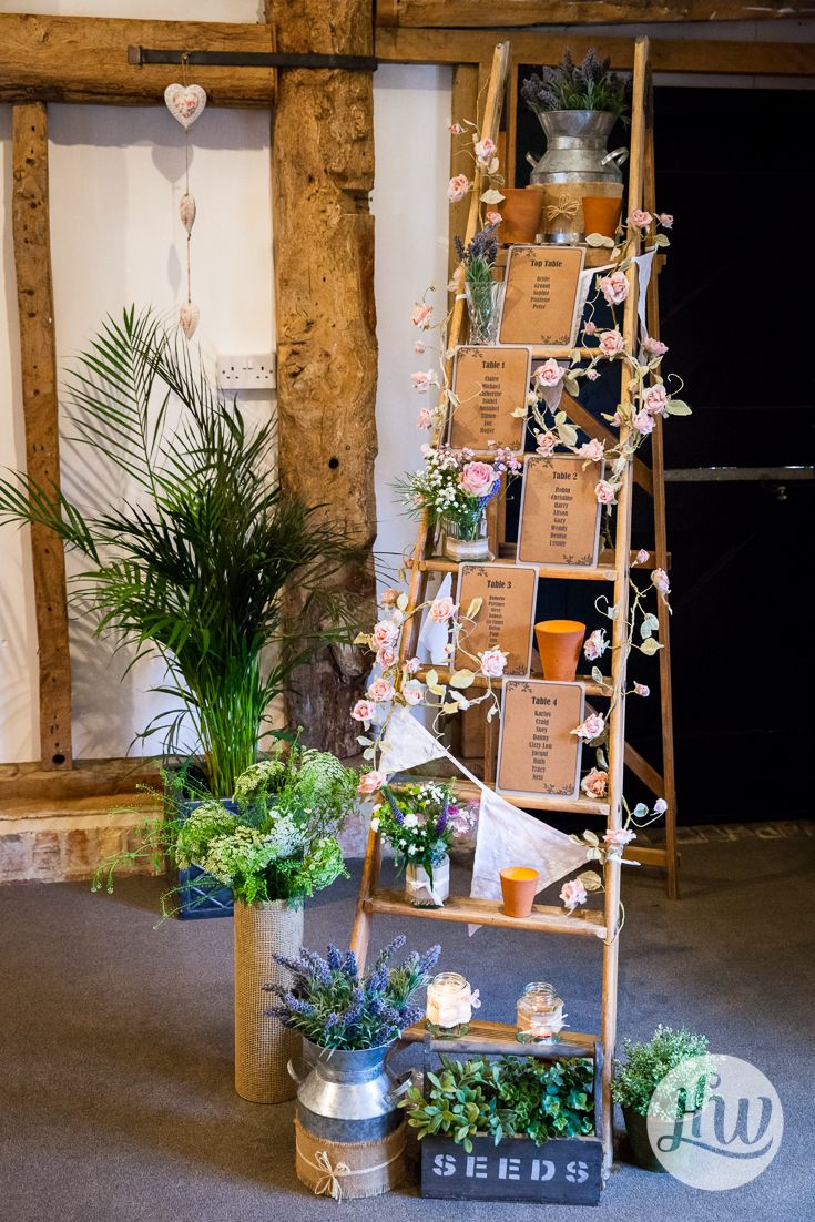 Idee Barn Wedding