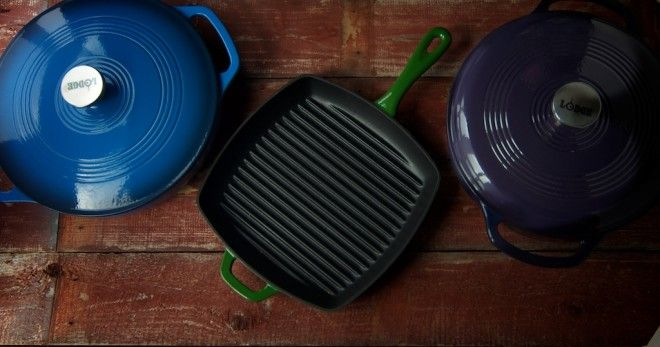 Why I Choose Enameled Cast Iron Cookware