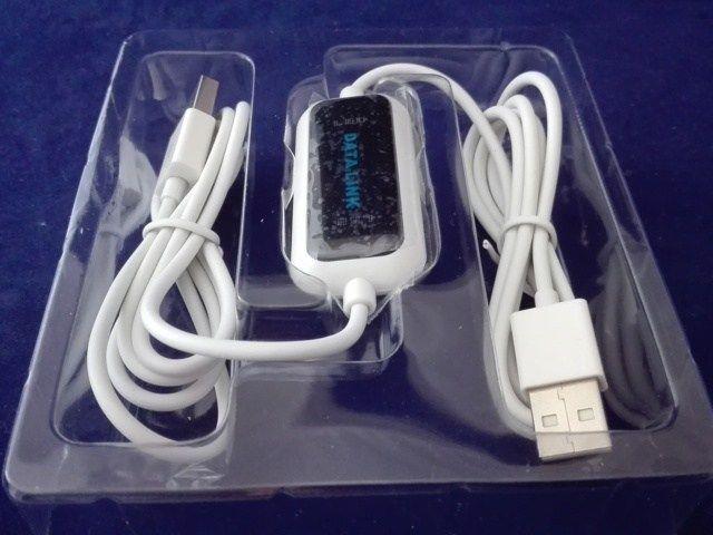 Cavo USB per trasferimento dati tra 2 pc