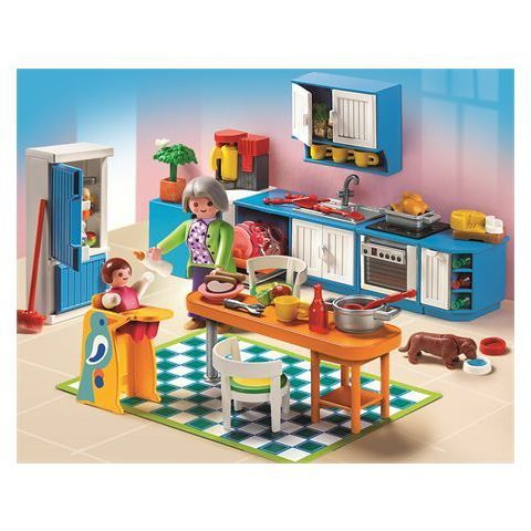 17 best images about s lection jouets playmobil on for Salle a manger playmobil
