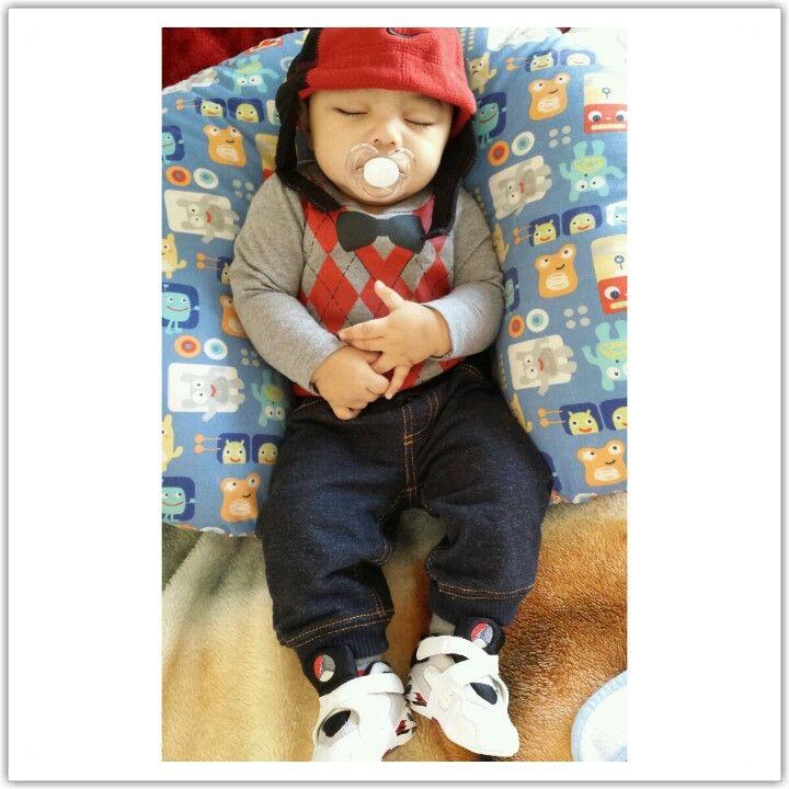 Baby Boy swag. Love him ♥