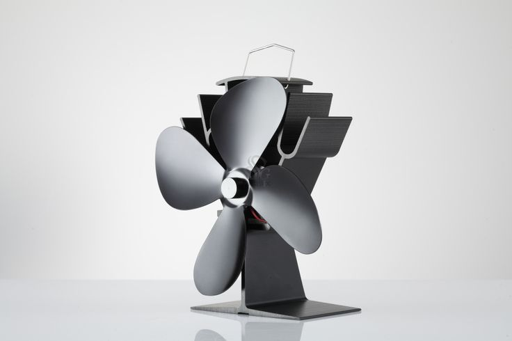 Envío libre Mini 4 Hoja Ecofan 12 Meses de Garantía Estufa Estufa Ventilador Ventilador 16% Ventilador de Ahorro de Combustible