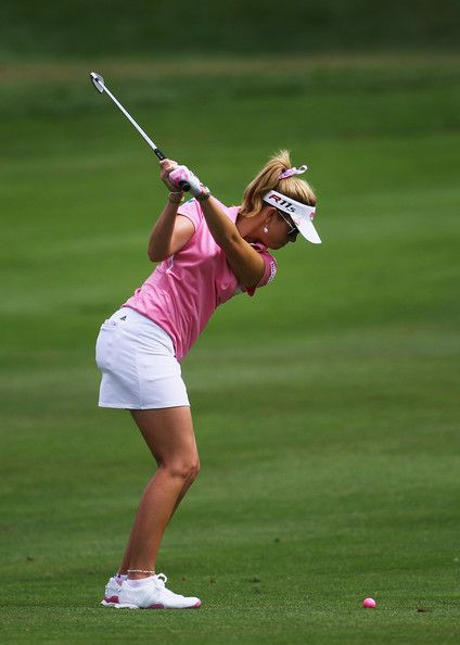 PAULIE CREAMER | Paula Creamer Paula Creamer of the United States of America plays a ...