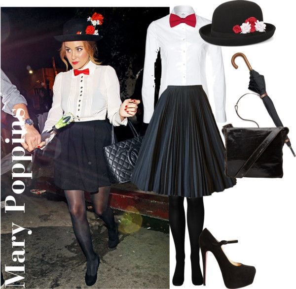 """""""Mary Poppins"""" by thehungergamesfan-4150 on Polyvore"""