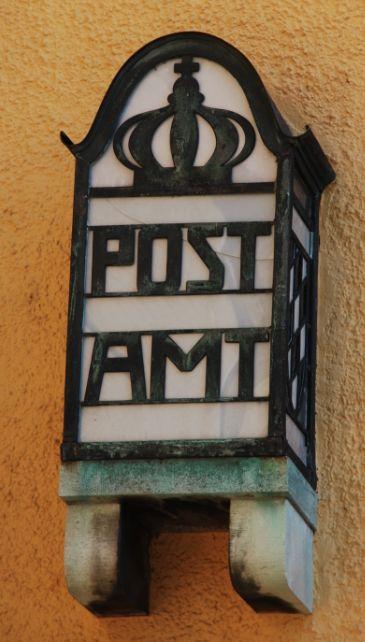 post office in munich