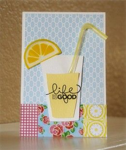This post has a cute Popsicle card idea, too.
