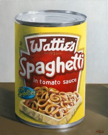 Spaghetti Can by Matt Guild