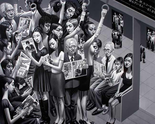 Carl Randall - Summer exhibition