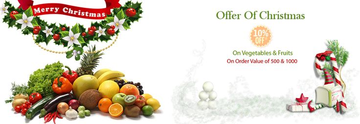 online order of fresh vegetables and fruits