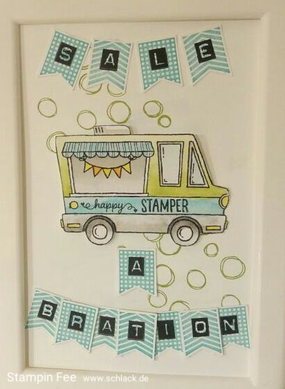 stampin occasions sale a bration 2017 tasty trucks lecker laster
