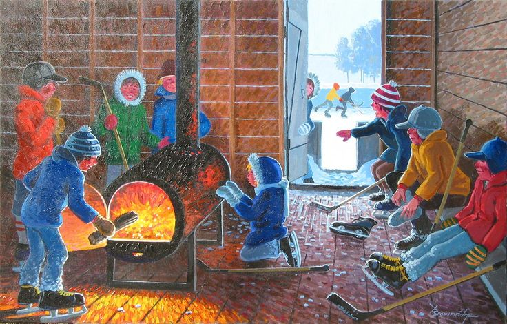 Cold Toes - Hot Ice by Bill Brownridge
