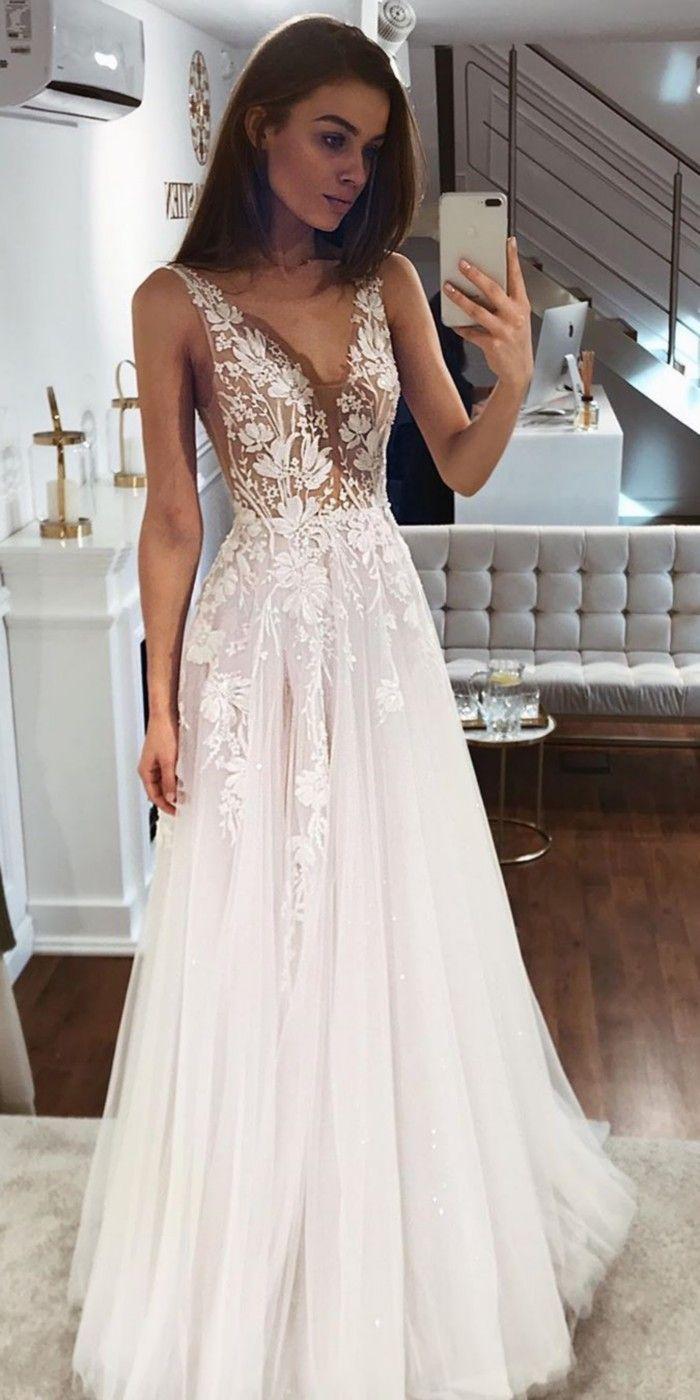 Pin On Wedding Dresses [ 1400 x 700 Pixel ]