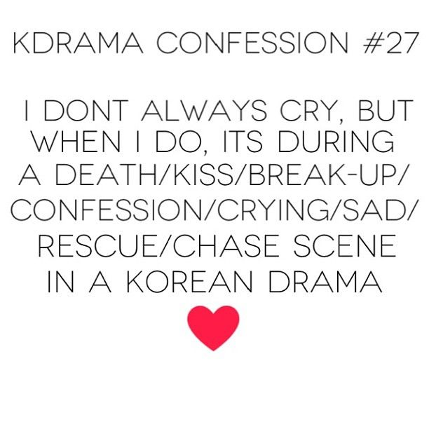 .@korean_dramas | Only during korean dramas! #kdramaconfession #kdramaconfession27 | Webstagram - the best Instagram viewer