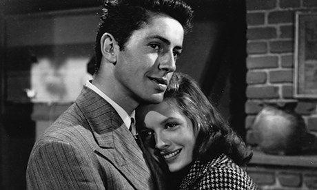 All's fair in love and noir … Farley Granger and Cathy O'Donnell in They Live by Night