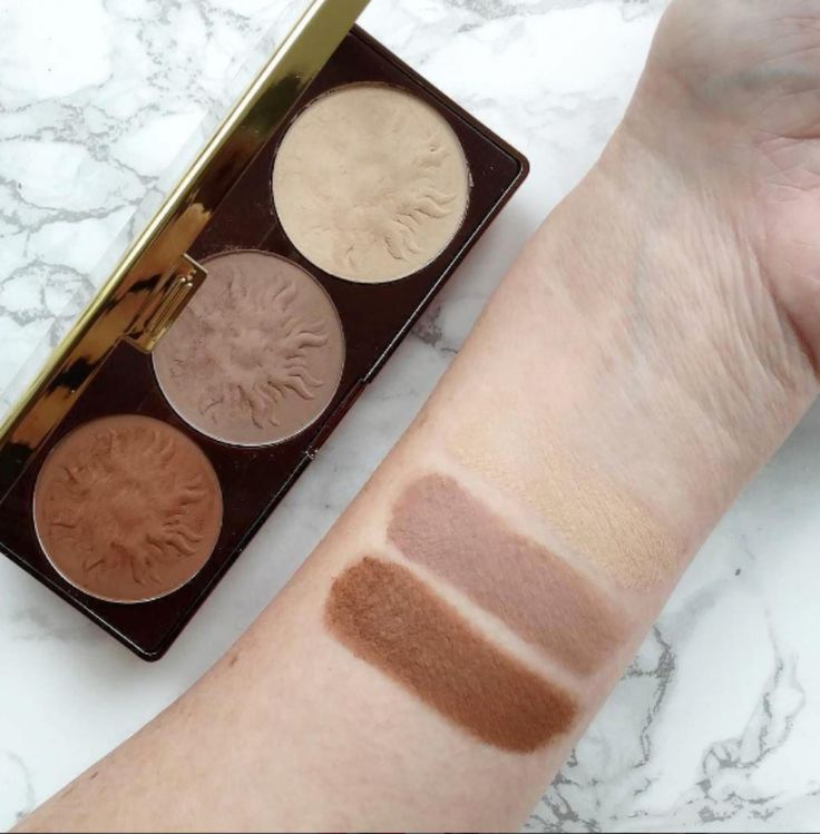 We're matte about the NEW Bronze Booster Matte Sculpting Palette! @budgetbeautyblog