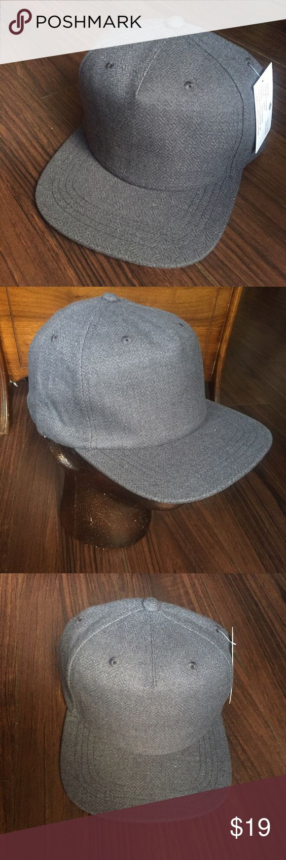 Aztec Baseball Hat Awesome Gray Aztec Baseball Cap - fully adjustable by Beautiful Giant. Not PacSun. Tagged for exposure. Free gift w/ any bundle! 🎁 PacSun Accessories Hats