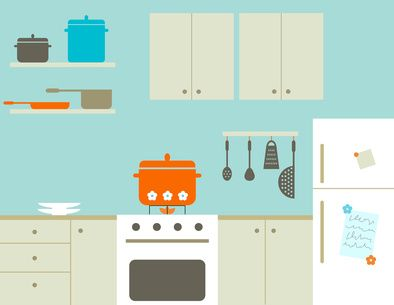 10 étapes pour bien nettoyer votre cuisine et vous motiver