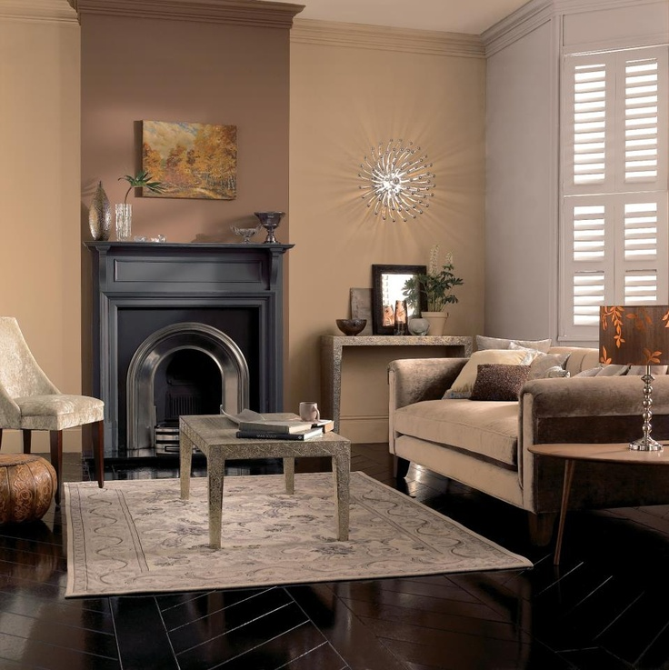Dulux caramel blush at some point pinterest for Living room ideas dulux