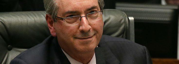 LULA MARQUES: <p>Brasília- DF 26-04-2016 Presidente da câmara dos deputados, Eduardo Cunha durante sessão da câmara. Lula Marques/Agência PT</p>