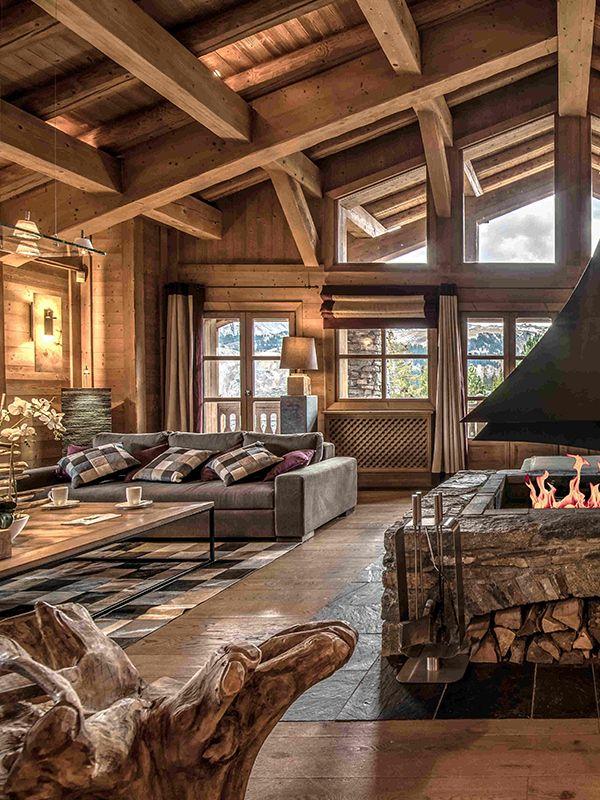 Chalet Everest Luxury Ski Chalet Ski Chalet Luxury Ski
