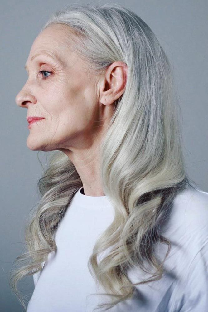 30 Hairstyles For Women Over 60 To Get The Most Out Of Your Age