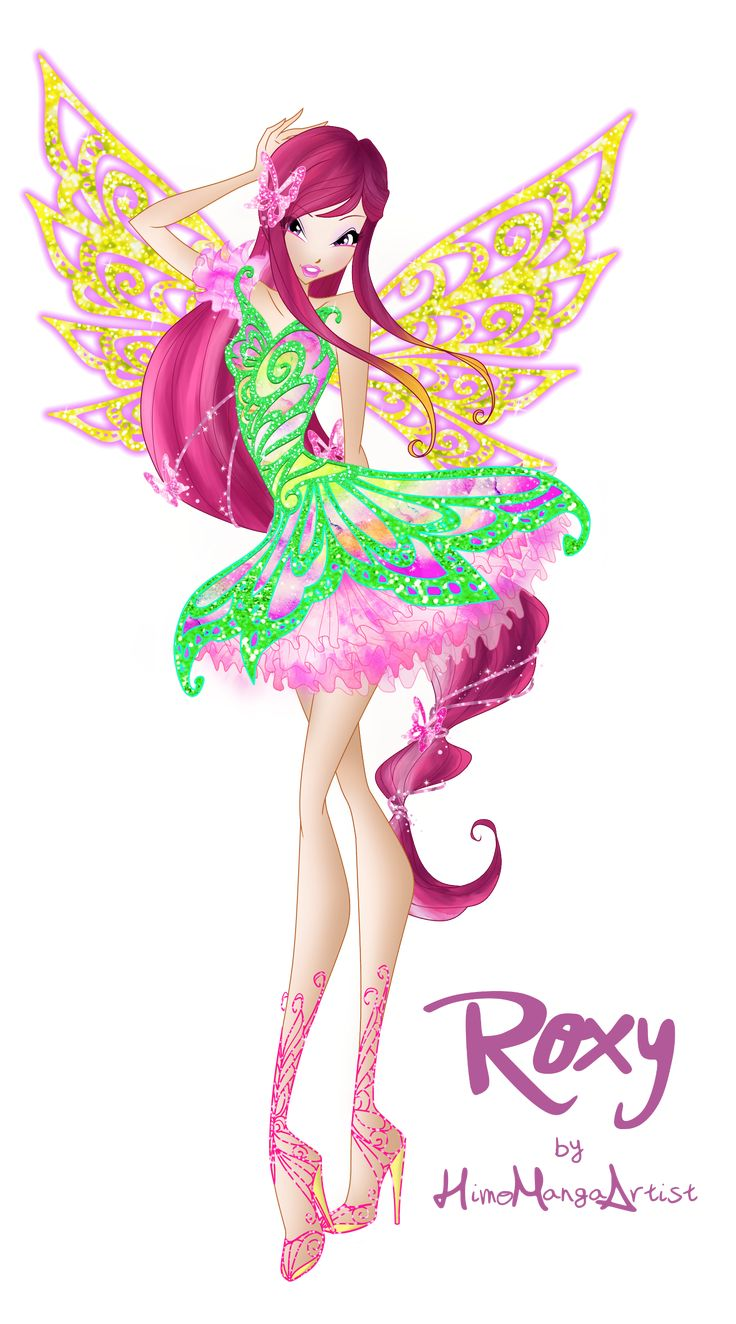 Winx club musa flyrix coloring pages coloriage - Find This Pin And More On Anime