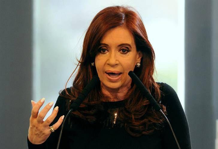 Cristina anunció la creación del Ministerio del Interior y Transporte
