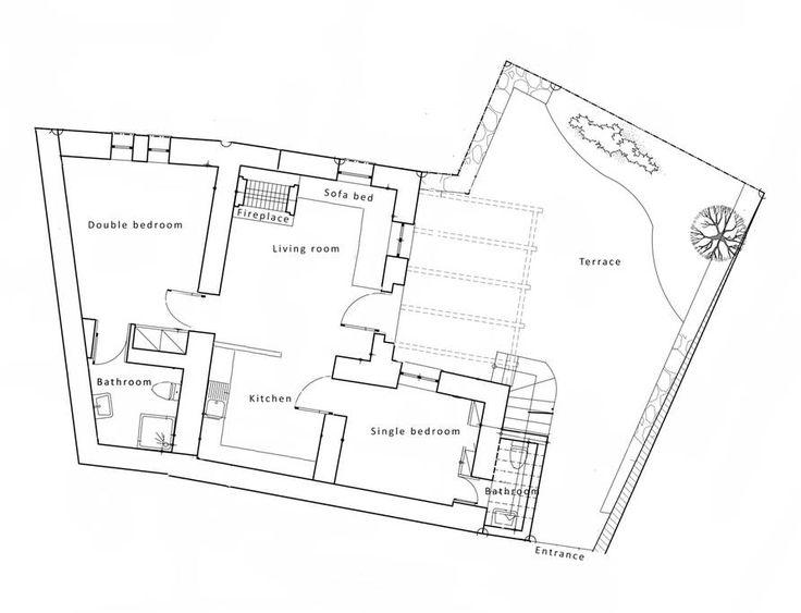 Schau Dir dieses großartige Inserat bei Airbnb an: The architect's village house - Häuser zur Miete in Μυρσινη