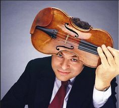 """Itzhak Perlman says """"You must always practice SLOWLY. If you learn something slowly, you forget it slowly."""""""