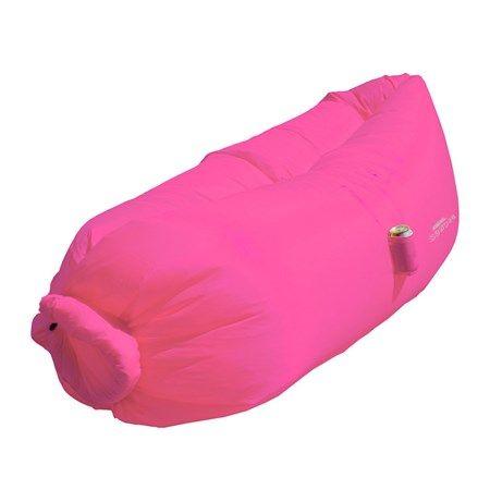 76,46$ (pour un temps limité) | Le sofa gonflable Sunbag, GVC. Idéal pour le camping, les journées à la plage, les concerts de musique, les journées au parc, etc.!