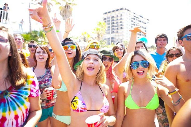 8 Cheap Spring Break Trips For Students On A Budget Who Want To Hit The Beach ASAP