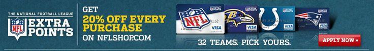 NFLShop - The Official Online Shop of the NFL | Buy New 2013 NFL Nike Gear, NFL Apparel & NFL Merchandise