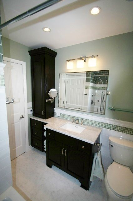 8 Best Small Bathrooms Images On Pinterest  Small Bathrooms Endearing Bathroom Remodeling Naperville Review