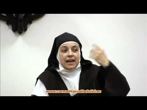 Testimonio de la M. Olga María. Carmelitas, Valladolid (España) - YouTube