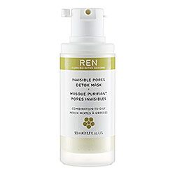 REN - Invisible Pores Detox Mask - I love clay masks, or really anything detoxing. I've heard really great things about this one.