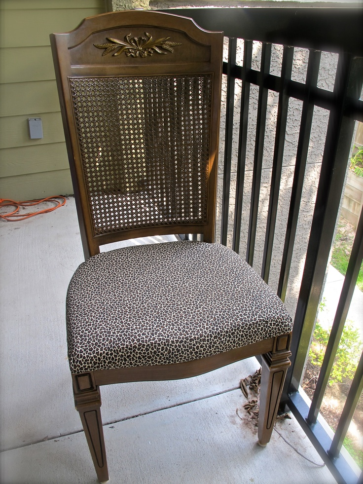 9 best images about Animal Print/Formal Chair on Pinterest ...