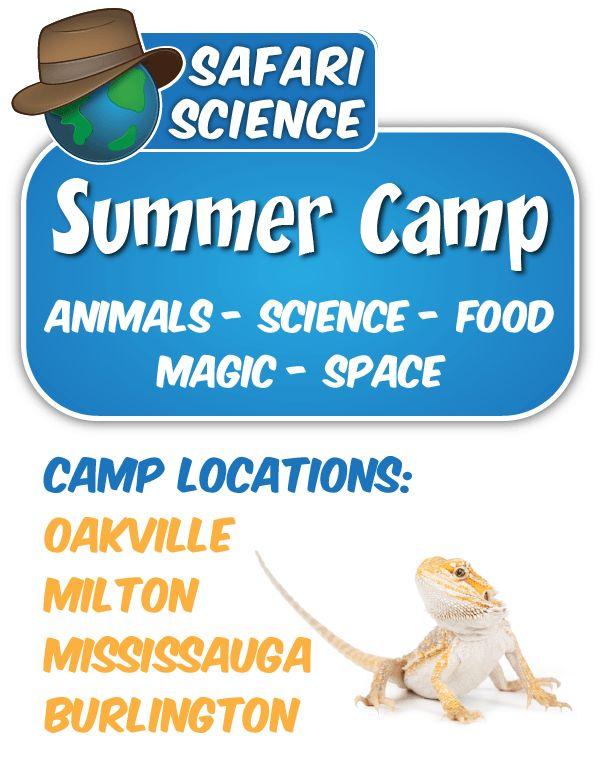 Reptiles, Science, Critters & Building Birthday Parties | Safari Science