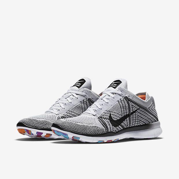 Nike Free TR 5 Flyknit Women's Training Shoe
