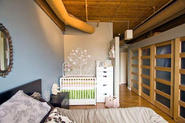 K Dikio Kampelis Bendroje Erdv Je Vaik Kambarys Pinterest Small Master Bedroom