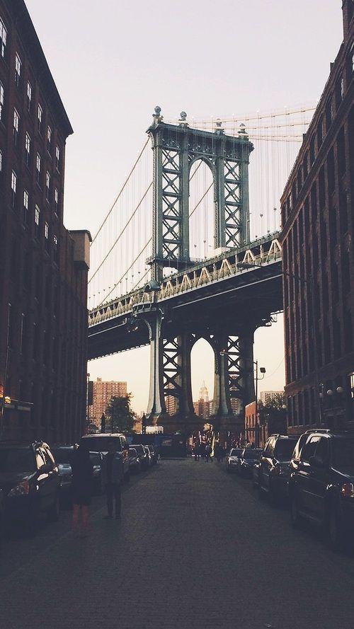 Imagen de city bridge and wallpaper