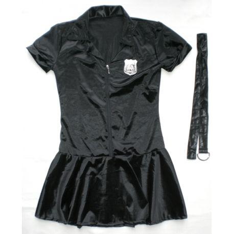 Camicia stile poliziotta