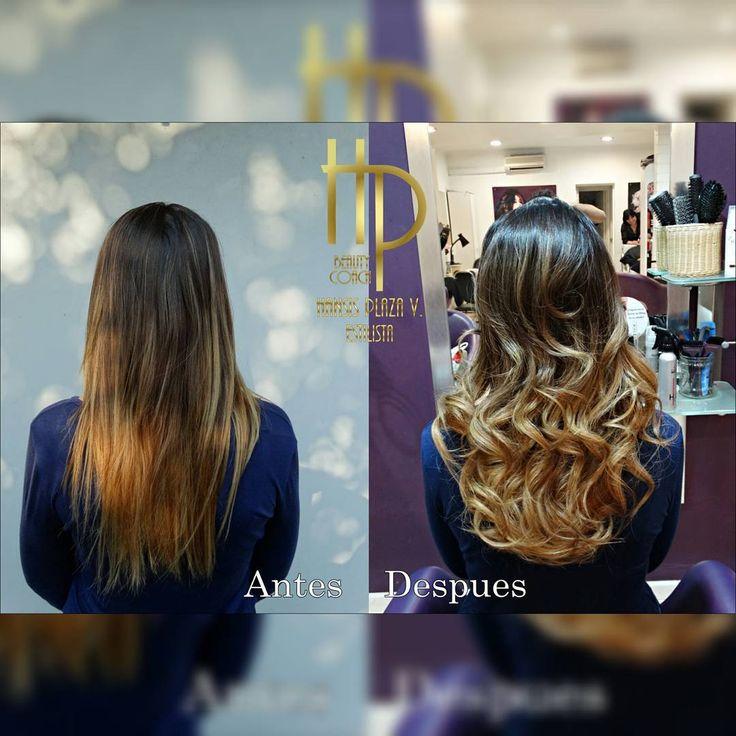 Mi favorito de hoy. Quedó feliz feliz En @niasalondebelleza  #hair #hairstyle #instahair #hairstyles #haircolour #haircolor #hairdye #hairdo #haircut #longhairdontcare #braid #fashion #instafashion #straighthair #longhair #style #straight #curly #black #brown #blonde #brunette #hairoftheday #hairideas #braidideas #perfectcurls #hairfashion #hairofinstagram #coolhair