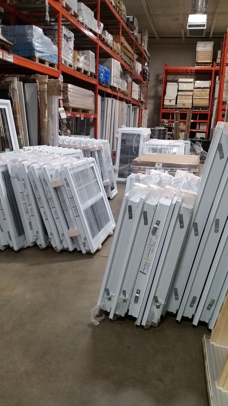 JUST ARRIVED: A truckload of windows has just arrived, replenishing our stock. TAXES IN on Castleguard Windows.  Only 5 days left!!  #Windows #TaxesIn #Sale #HappyHarrysDartmouth #Burnside #Dartmouth