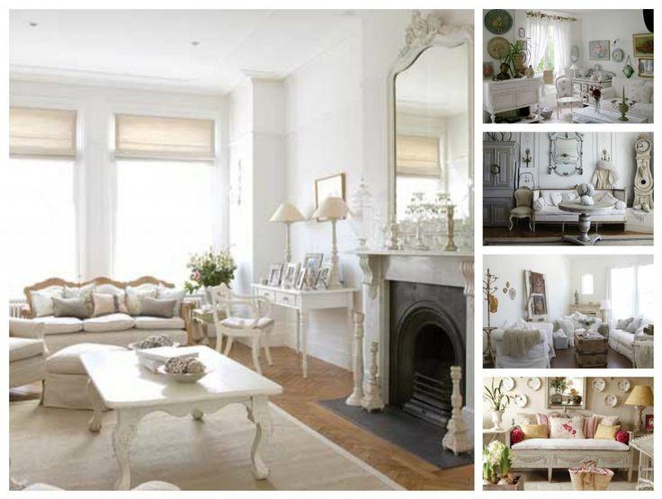Muebles salon estilo romantico buscar con google - Muebles estilo romantico ...