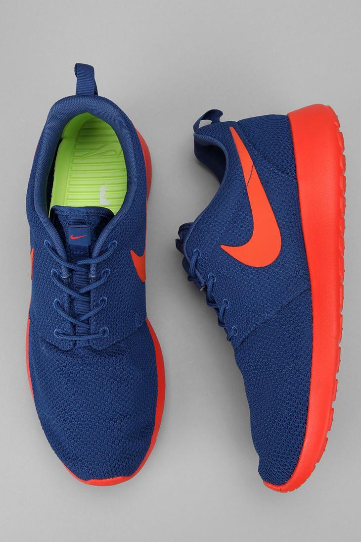 Nike Roshe Run Sneaker #UrbanOutfitters | Raddest Men's Fashion Looks On The Internet: http://www.raddestlooks.org