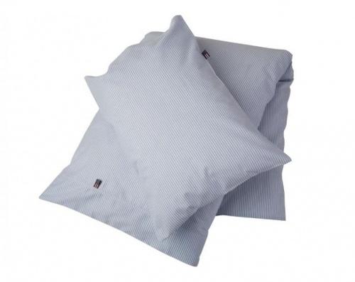Dynetrekk 60X80 cmi Lexingtons lyseblå og hvite striper. 100% bomull, vaskes på 60 grader. Selges separat. Matchendeputevar - se link på relaterte produkter under.