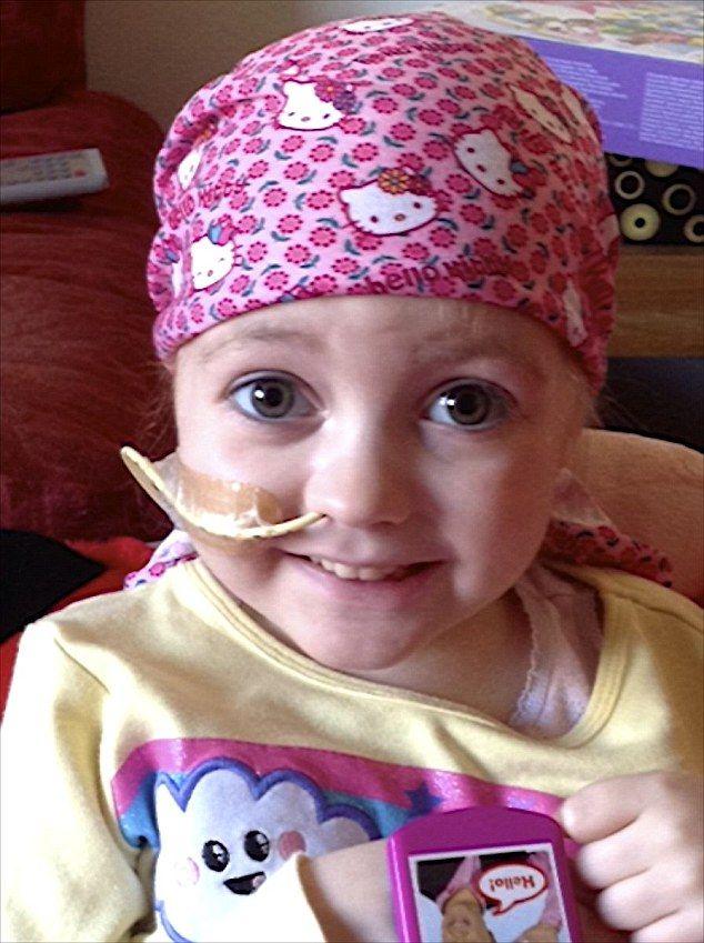 Δημιουργία - Επικοινωνία: Η 6χρονη αγωνίστρια που πάλεψε με τον καρκίνο και ...