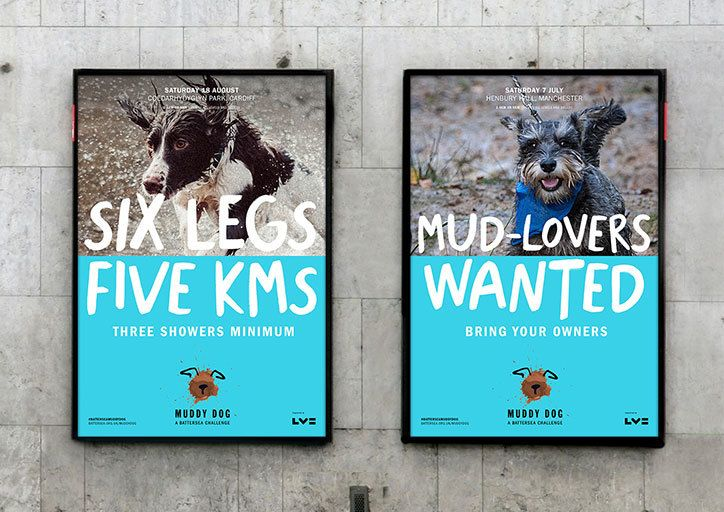 Pentagram Rebrands Battersea Dogs And Cats Home To Visualise Personality Over Sentiment Pentagram Design Pet Branding Dog Charities