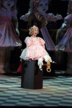 Lyric Coloratura Soprano: Natalie Dessay as Olympia in Les contes d'Hoffmann