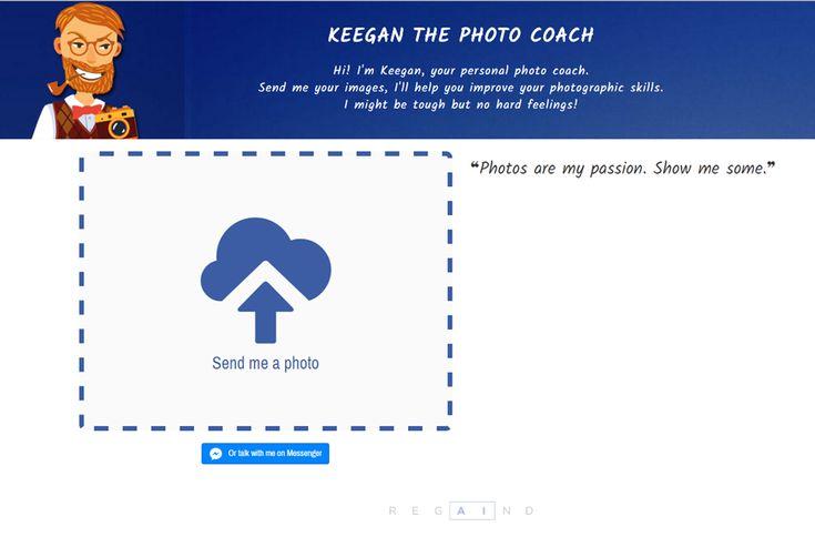 Keegan - przekonaj się co sztuczna inteligencja myśli o Twoich zdjęciach